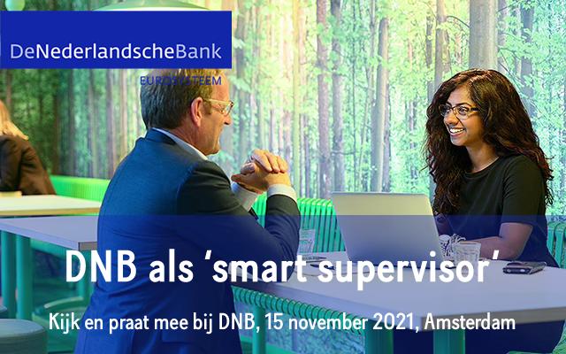 DNB als smart supervisor